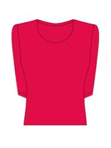 3/4 Sleeve Scoop Neck (Click for SALE Colors)